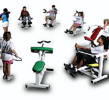 HYDRAULIC FITNESS MACHINES Image