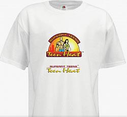 TEEN HEAT LOGO T-SHIRT Image