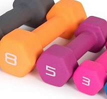 HAND WEIGHTS Image