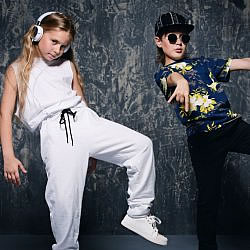 Hip Hop/Zumba Group Classes (Kids/Adults) Image